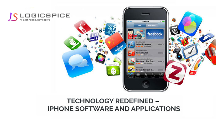 Technology Redifined – iPhone Software and Application