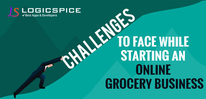 Challenges That You Face While Starting An Online Grocery Business