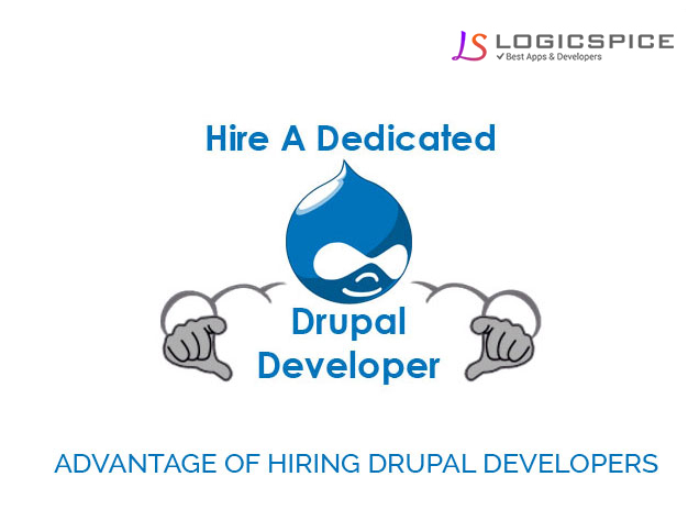 Advantage of Hiring Drupal Developers