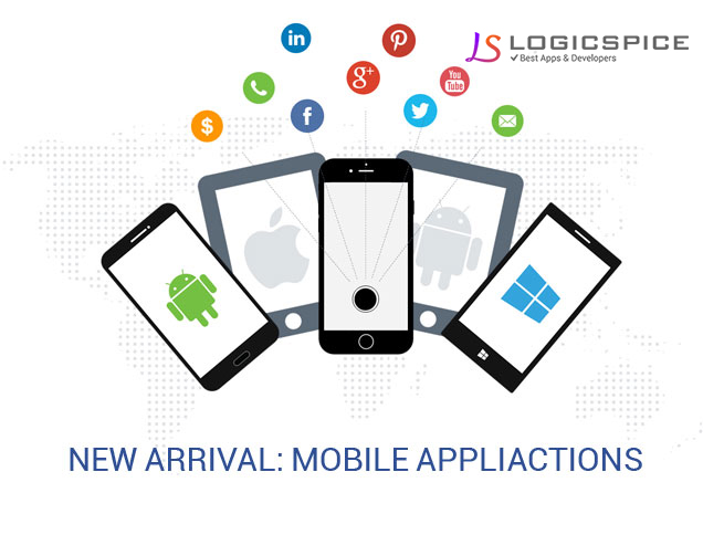 NEW ARRIVAL: MOBILE APPLIACTIONS