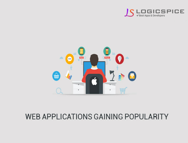 Web Applications Gaining Popularity