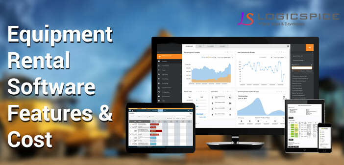 Equipment Rental Software - Features and Cost