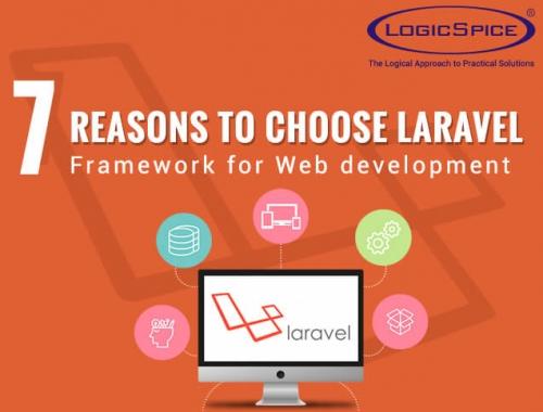 7 Reasons Why To Choose Laravel Framework For Web Development