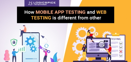 How is mobile app testing and web testing different?