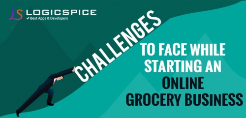 Top 10 challenges that you face while starting an online grocery business