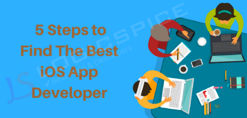 5 Steps to Find The Best iOS App Developer