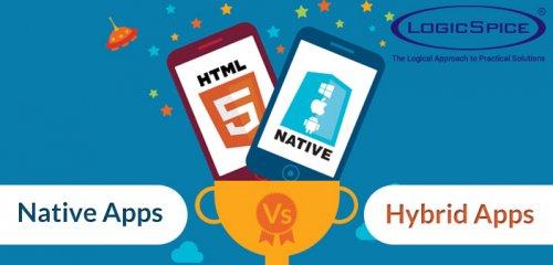 Native Apps Vs Hybrid Apps In Mobile App Development