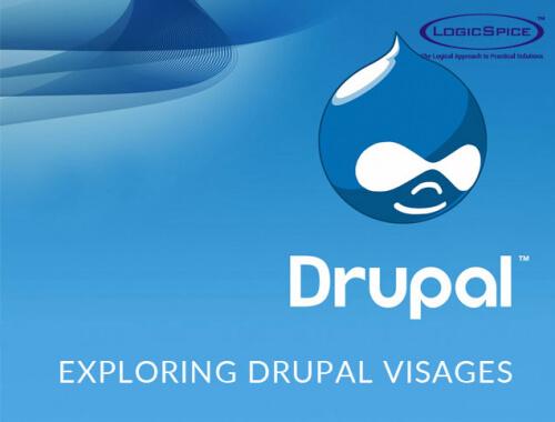 Exploring Drupal Visages