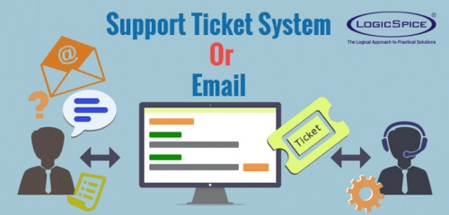 Why Use Support Ticket System Instead Of Email?