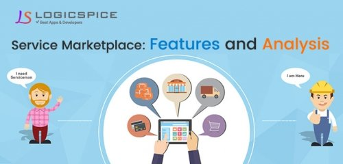 How Service Marketplace Works: Features and Analysis