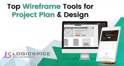 Top Wireframe Tools for Project Plan & Design