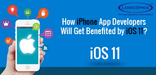 How iPhone App Developers Will Get Benefited by iOS 11 ?