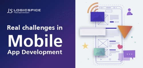 Real challenges in mobile app development