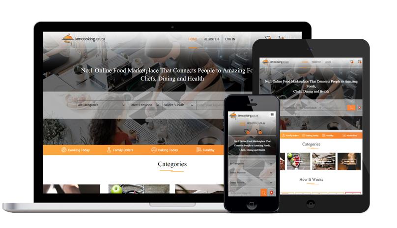 Logicspice web portfolio