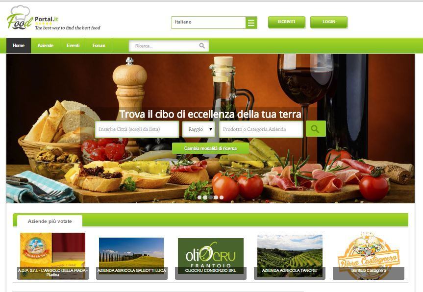 Food Portal-logicspice