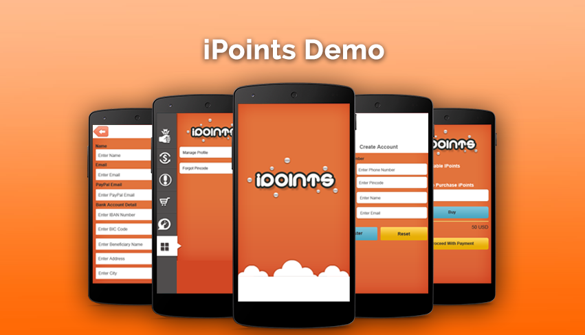 iPoints-Demo