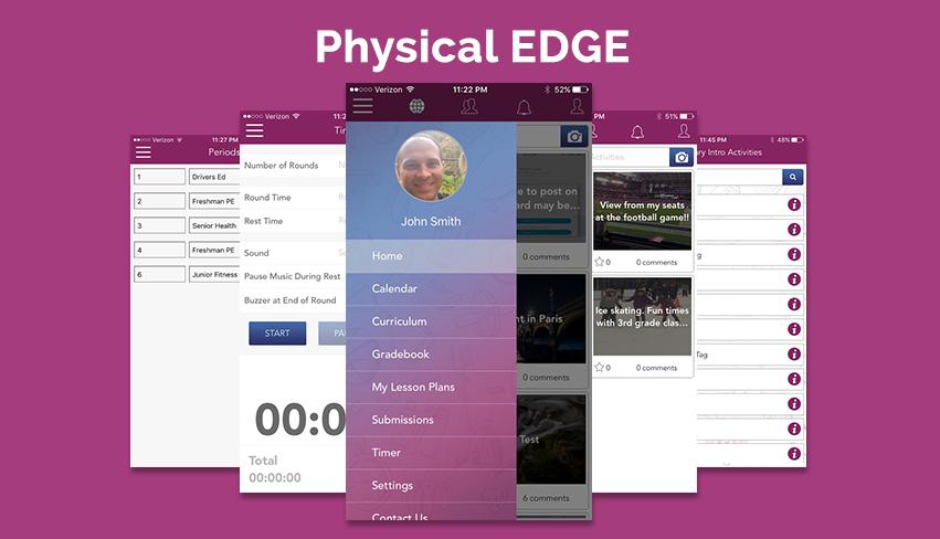 Physical Education App: Physical EDGE