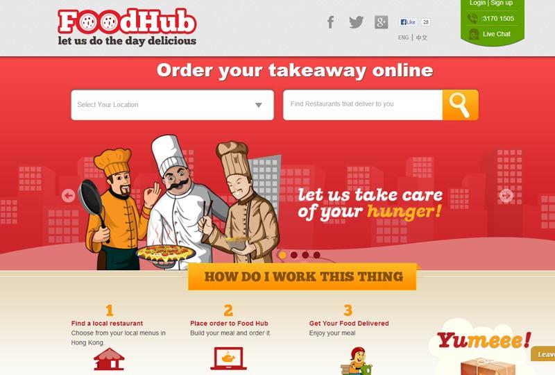 Food Hub-logicspice
