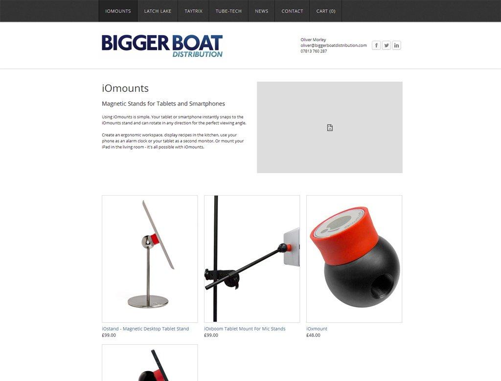 Bigger Boat Distribution