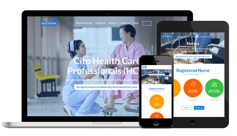 Cito Health Care Professionals-logicspice