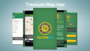 Treasure map App -logicspice