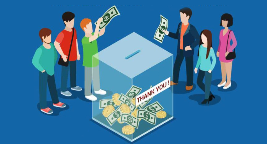 Illustration 2: Crowdfunding