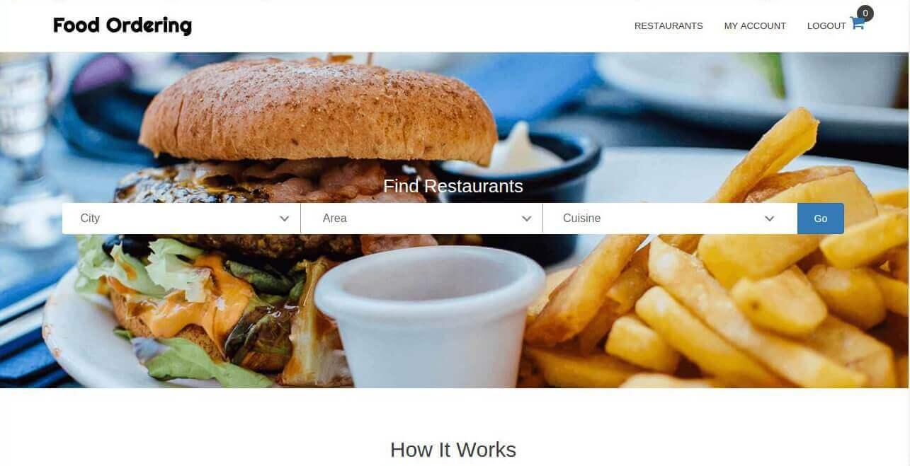 Search Restaurants