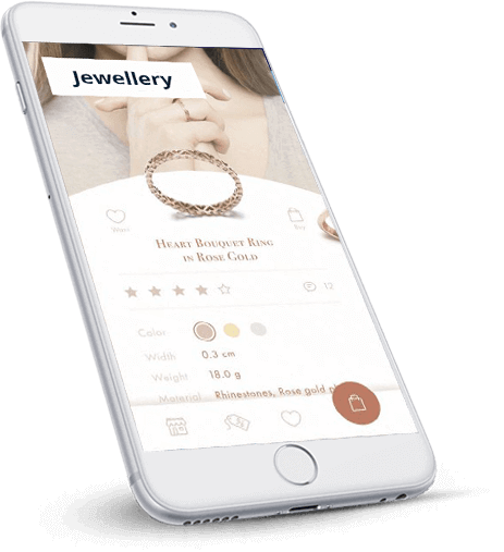 Jewellery E-Commerce System Mobile Application