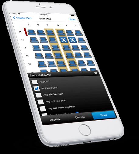 Seat Booking App