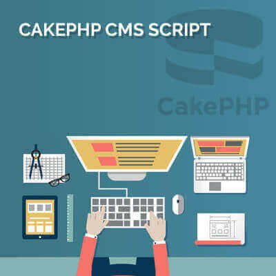 cake php cms
