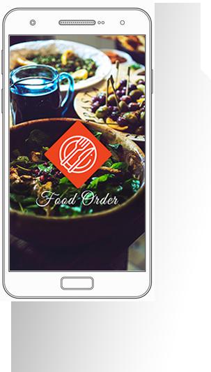 Food Ordering System : Customer App