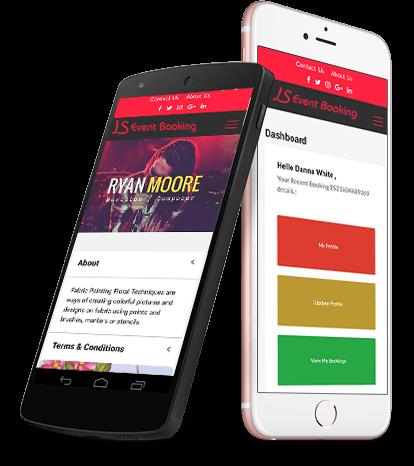 Organizer App Features