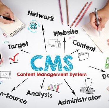 Cake PHP CMS Script