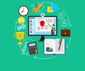 Online Learning Platform Script