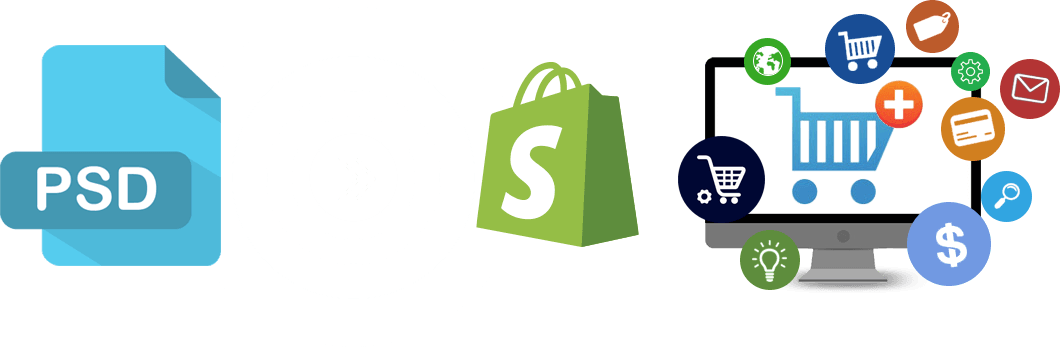 PSD to Shopify Conversion Services