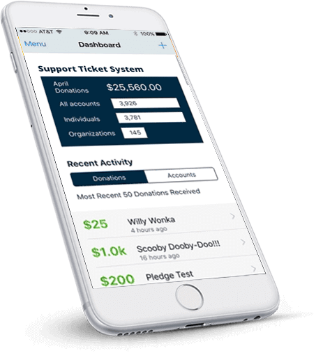 Support Ticket System Mobile Application