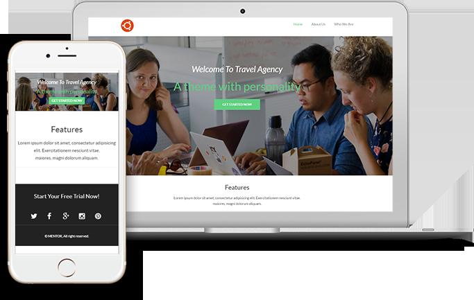 Create Own Website - Logicspice
